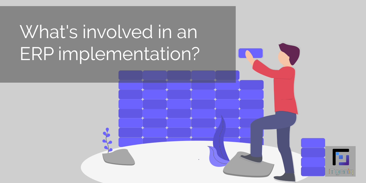 What's involved in an ERP implementation?